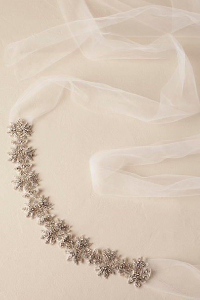 Ivy & Aster Gold Starry Night Sash | BHLDN