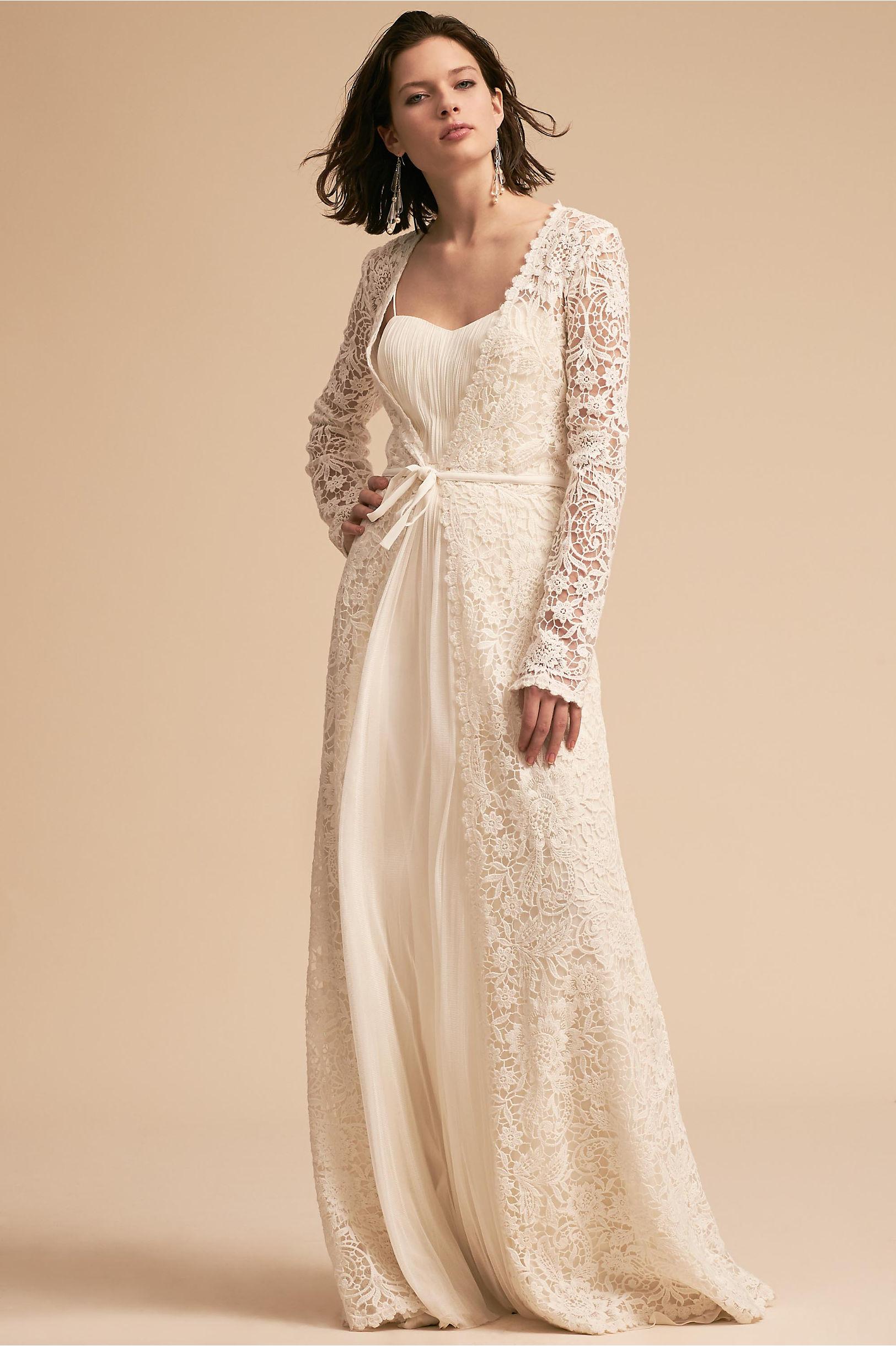 Roxanne Coat Ivory in Sale | BHLDN