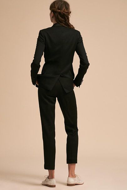 The Black Tux Black Kipp Blazer | BHLDN