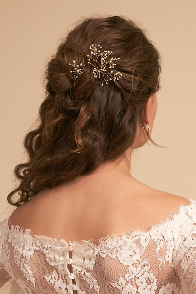 Twigs & Honey Gold Aurora Pins | BHLDN