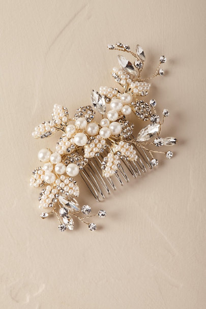Gold Luna Comb | BHLDN