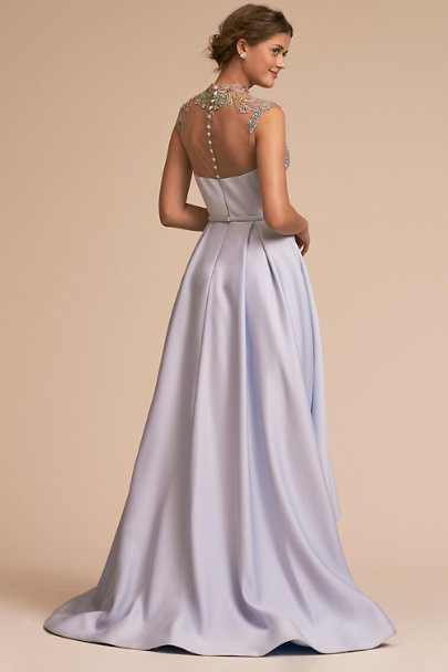 BHLDN Lavender Galaxy Dress | BHLDN