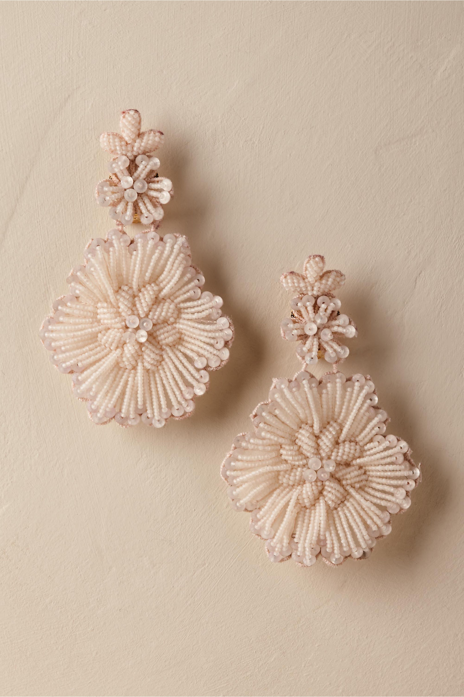 Myra Chandelier Earrings Gold in New | BHLDN