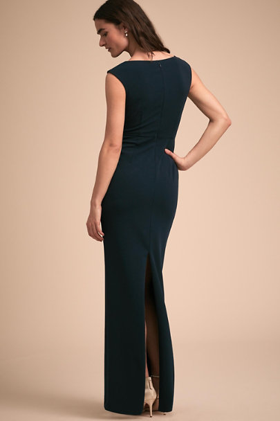 Adrianna Papell Midnight Asher Dress | BHLDN