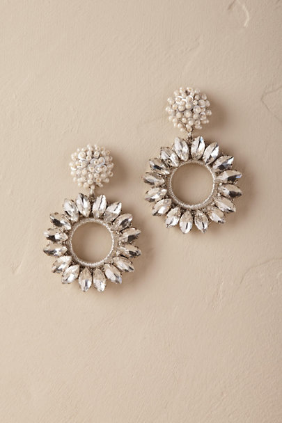 View larger image of Lorelai Hoop Earrings