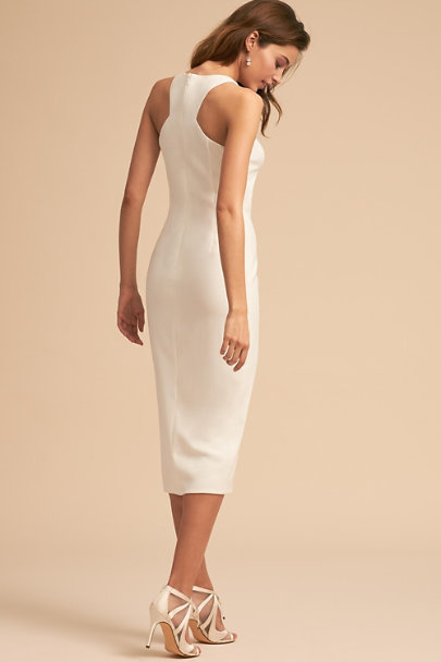 Jay Godfrey Ivory Constance Dress | BHLDN