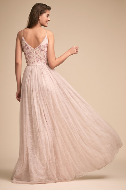 7caf59e2c3c8 ... Adrianna Papell Pink Cluny Dress | BHLDN ...