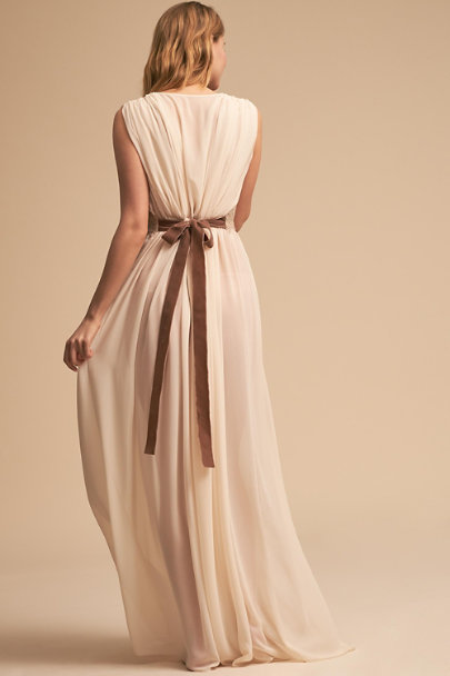 Amoralle Ivory Elora Nightdress | BHLDN