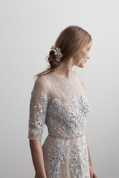 BHLDN Mint Lobelia Dress | BHLDN