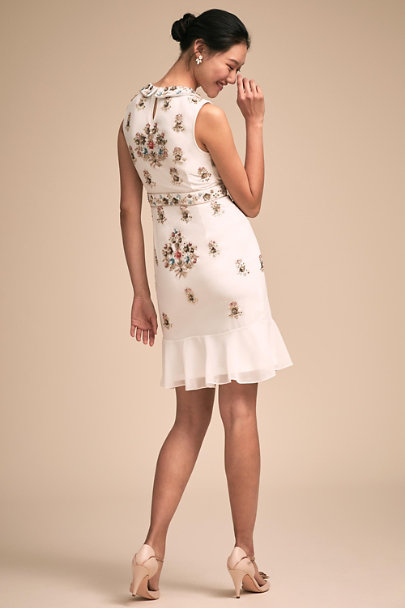 BHLDN Ivory Petra Dress | BHLDN