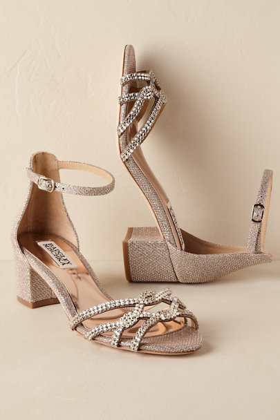 Badgley Mischka Platino Kira Heels | BHLDN