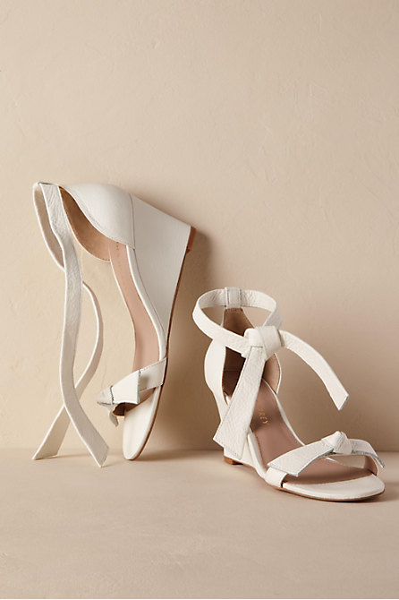 Shoes of Prey Mariposa Wedge Heel