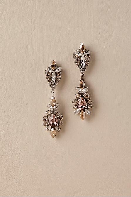 La Rosa Earrings