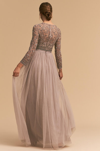Needle & Thread Dove Miramar Dress | BHLDN