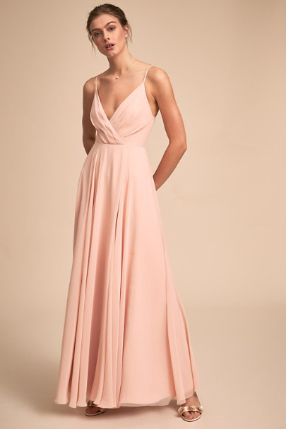 BHLDN Blush Eva Dress | BHLDN