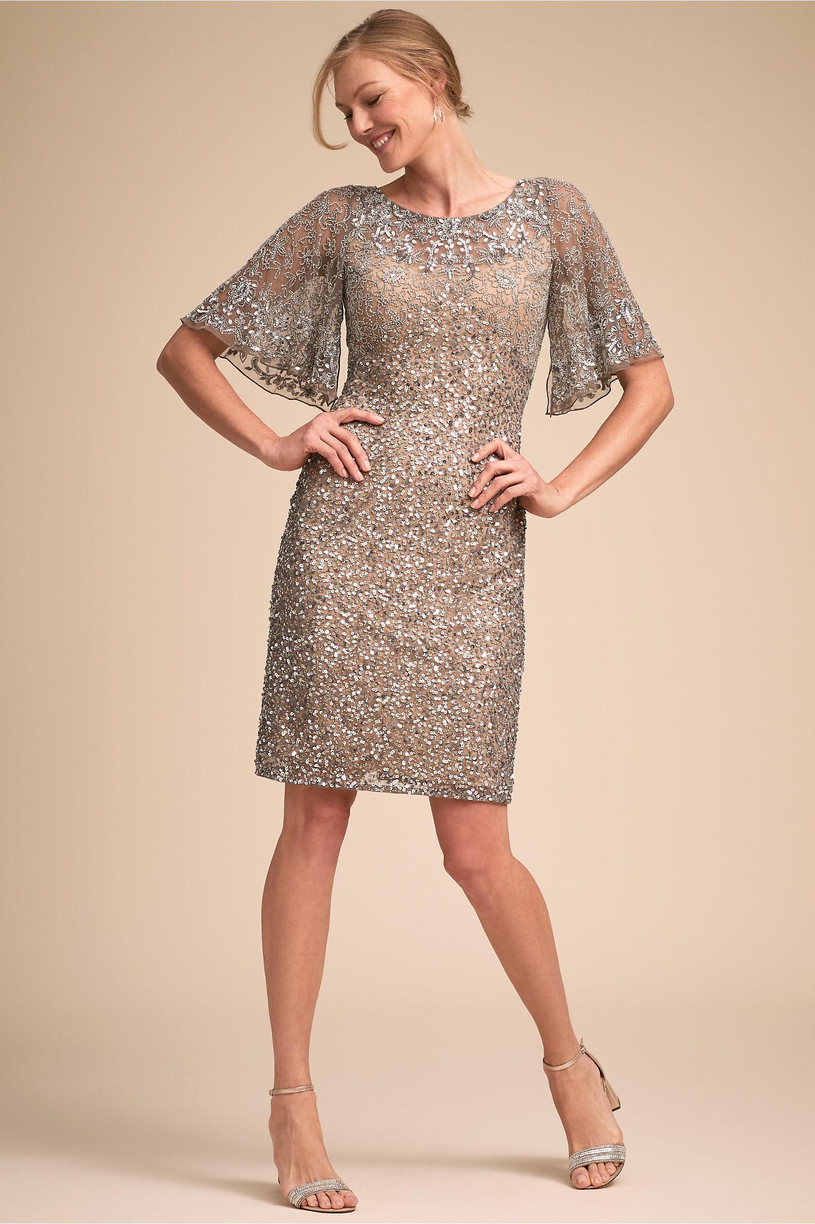 Short Formal Dresses for Weddings | BHLDN