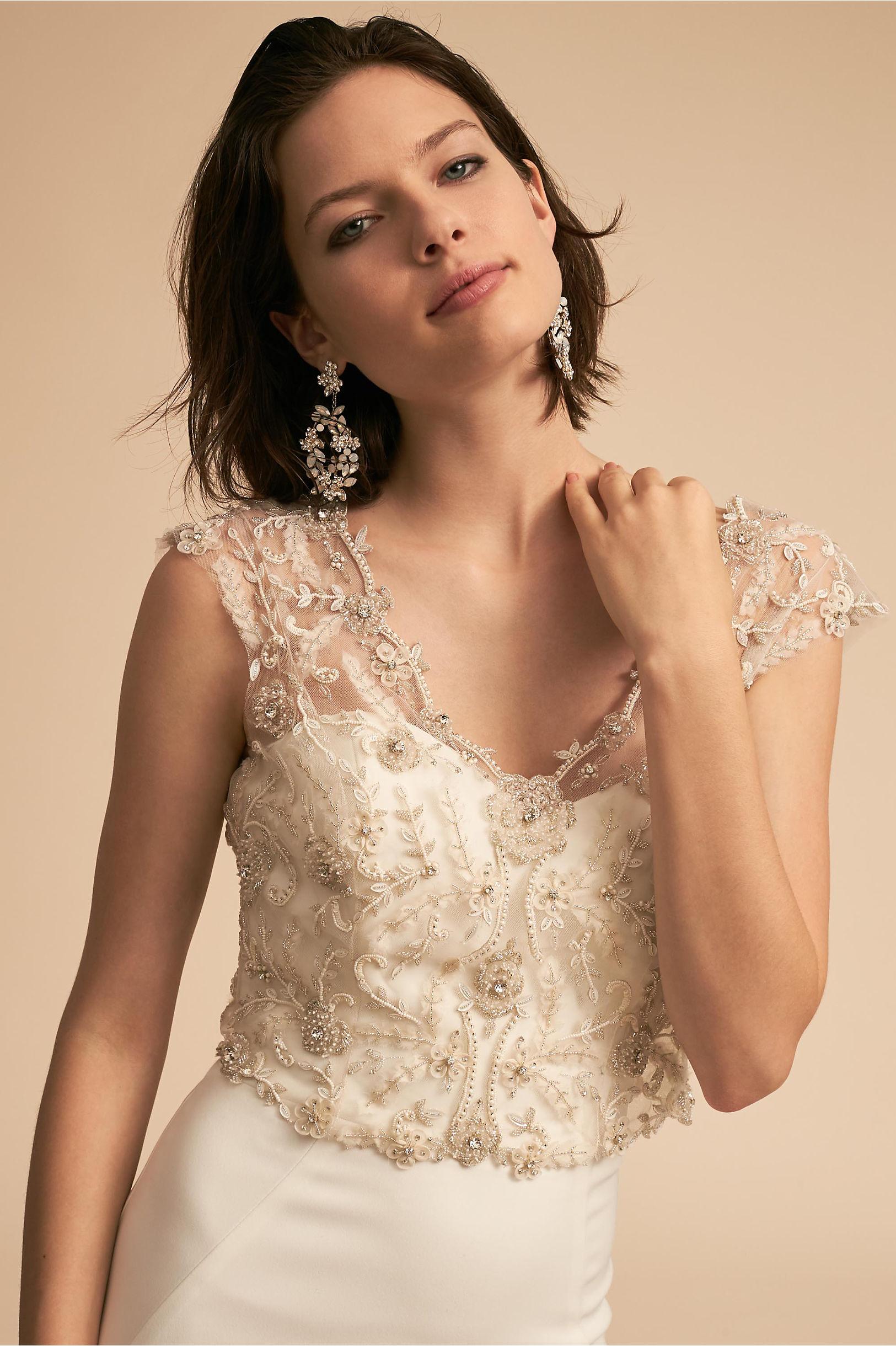 Wedding Dress Separates | Two Piece Bridal Gowns | BHLDN