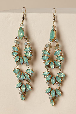 Zamora Chandelier Earrings
