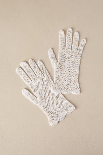 Ivory Ilsa Gloves | BHLDN