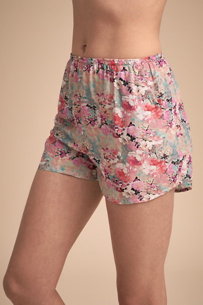 Tolani Blossom Morning Glory Shorts | BHLDN