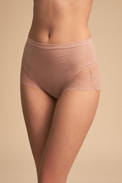 Spanx Vintage Rose SPANX Lace Shorts | BHLDN