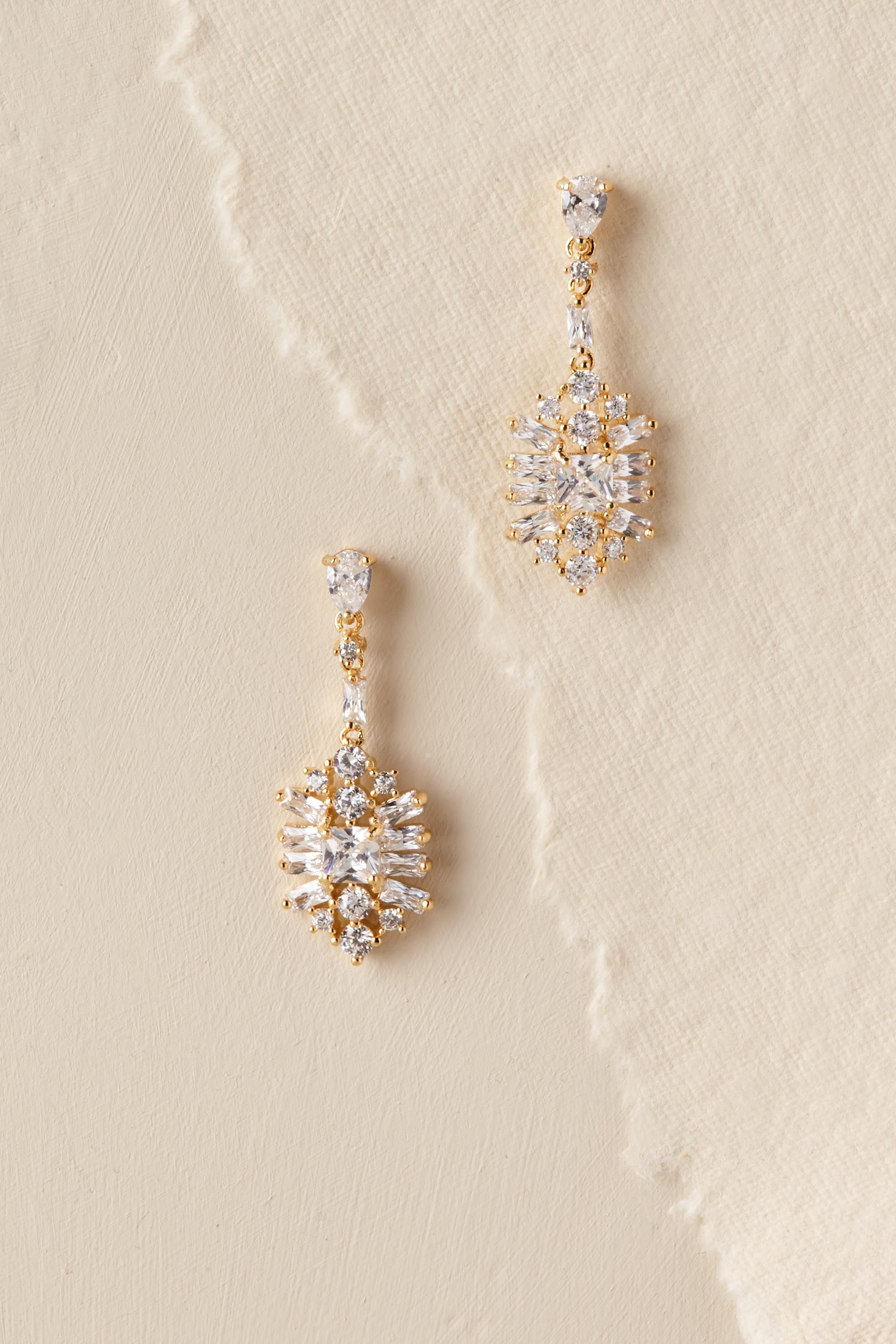 Bridesmaid Jewelry Earrings Necklaces Bracelets BHLDN