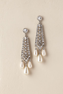 Pauline Chandelier Earrings