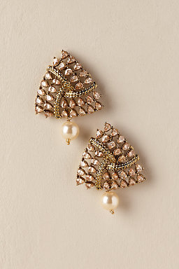 Trinity Post Earrings