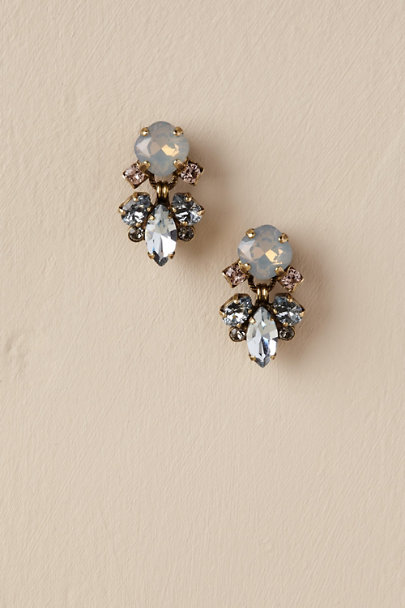 Sorrelli Gold Orla Post Earring | BHLDN