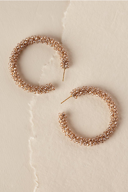 Kendra Hoop Earrings