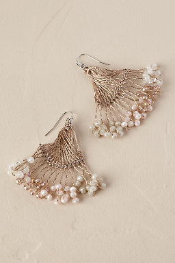 Rosado Chandelier Earrings