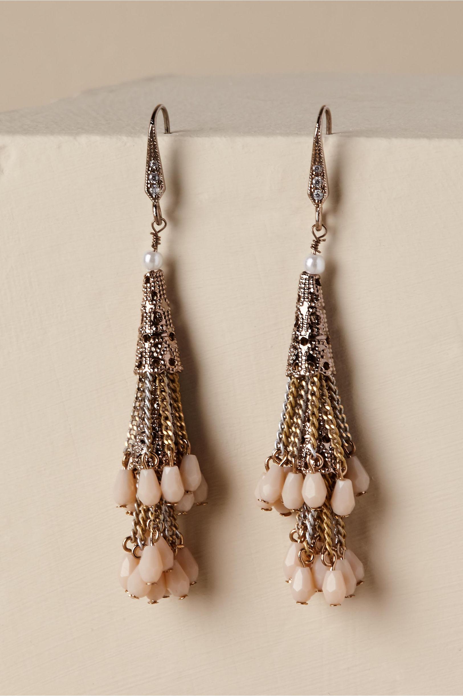 Glenna chandelier earrings gold in bride bhldn gold glenna chandelier earrings bhldn arubaitofo Gallery