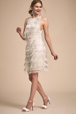 Wedding reception dresses little white dresses bhldn dazzler dress junglespirit Images