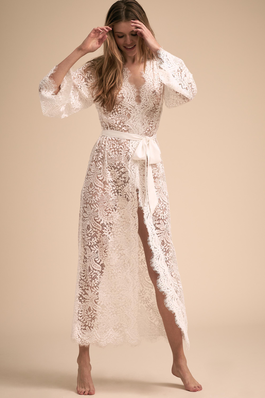 Anemone Maxi Robe