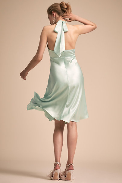 Jane Summers Light Blue Love In Mist Dress | BHLDN