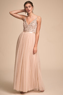 Boho Bridesmaid Dresses Bhldn