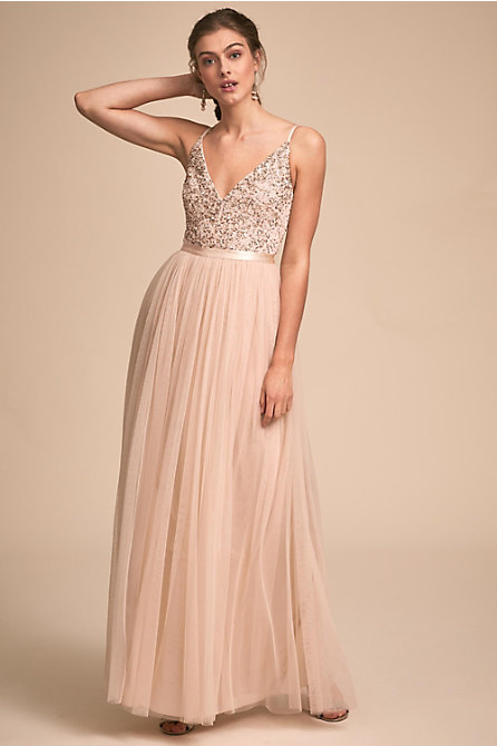 2897d5c3bc2489 Ivory, Cream & Champagne Bridesmaid Dresses - BHLDN