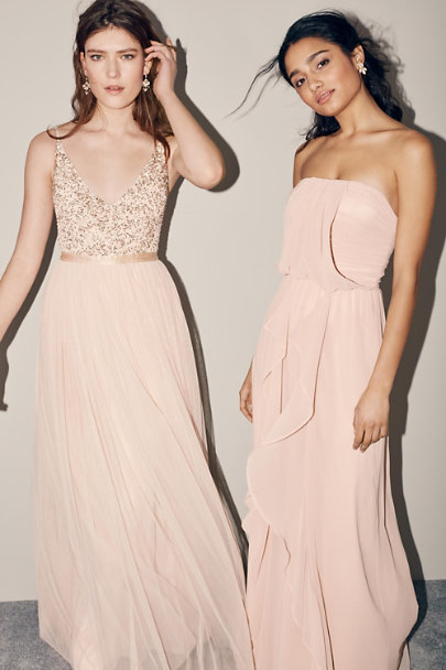 BHLDN Nude Cove Dress | BHLDN