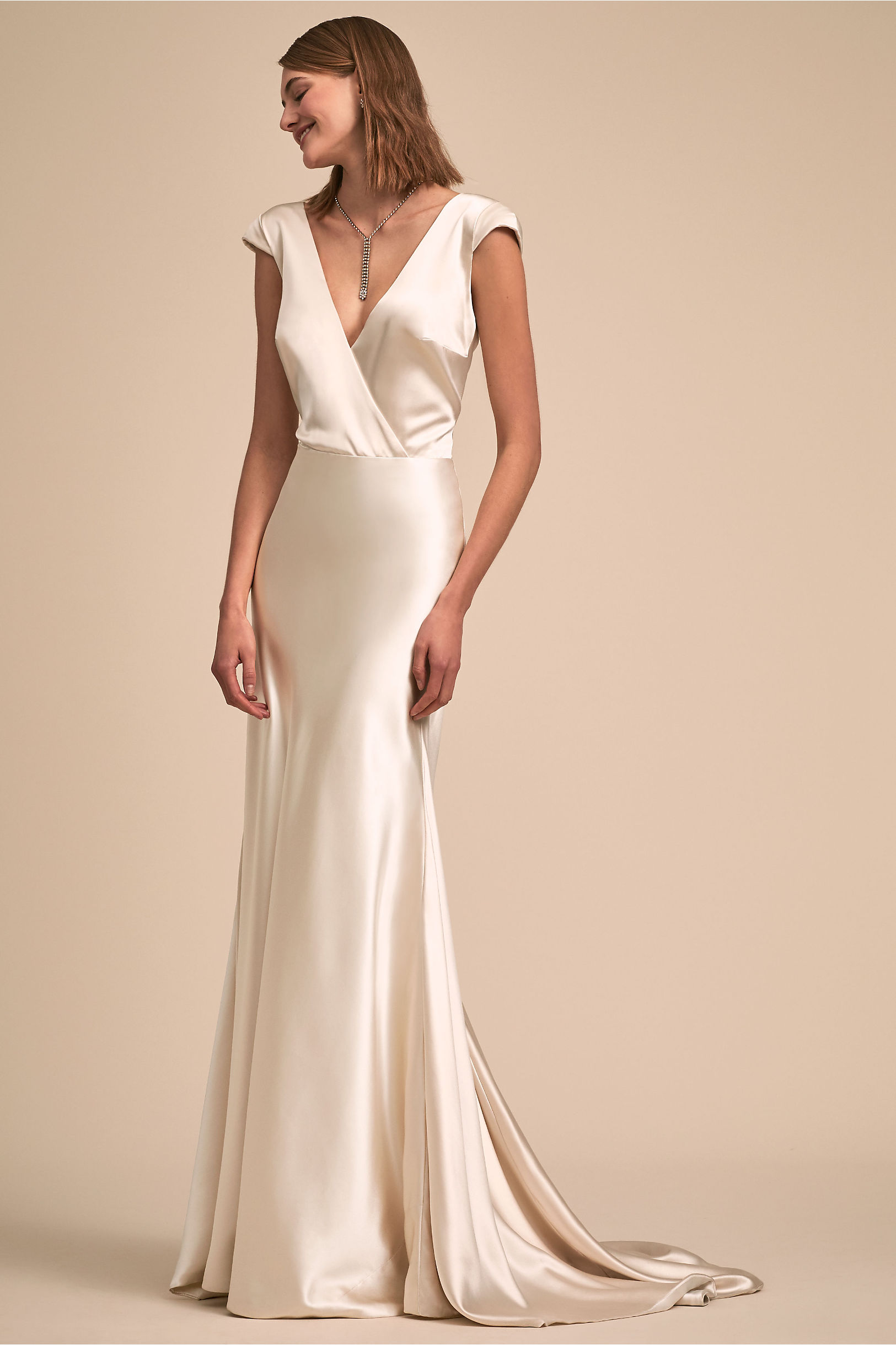 Vintage Inspired Wedding Dress | Vintage Style Wedding Dresses Nevis Gown  AT vintagedancer.com