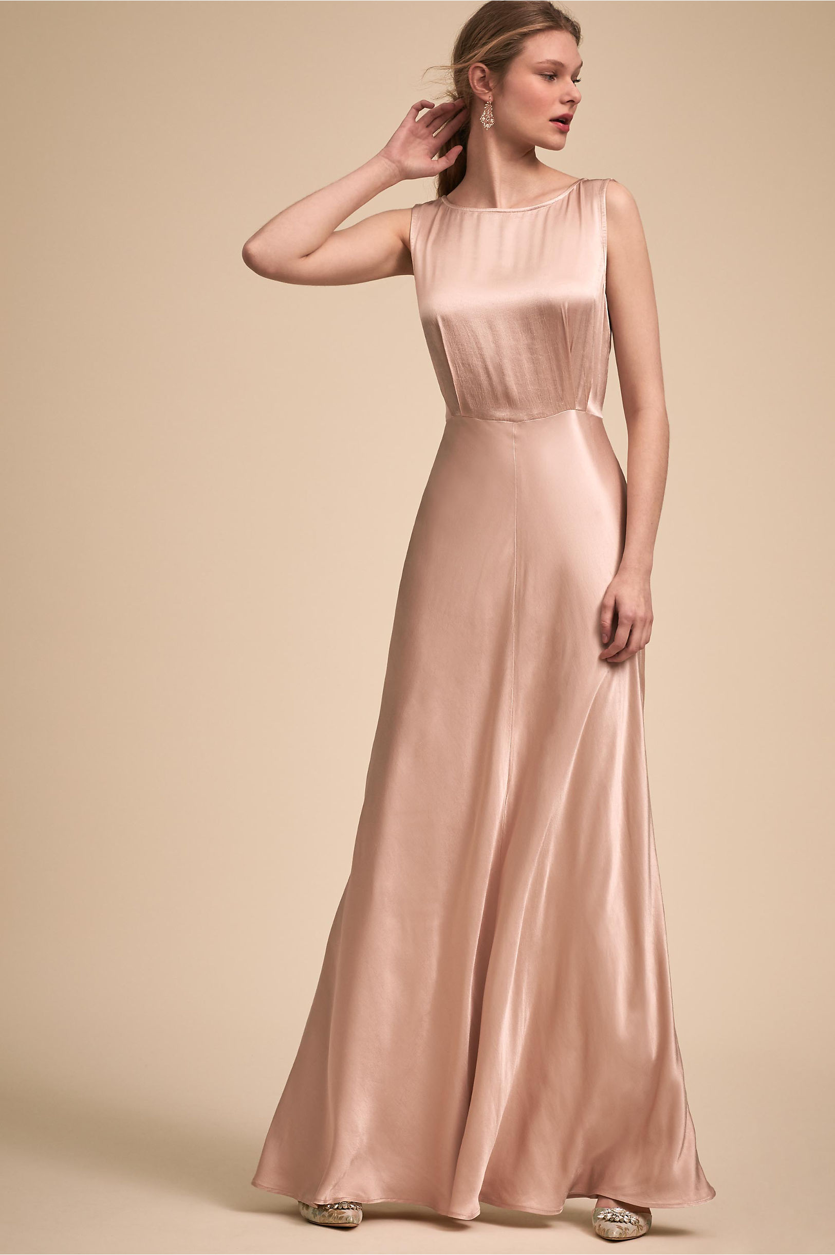 Vintage Evening Dresses and Formal Evening Gowns Ghost London Alexia Dress  AT vintagedancer.com