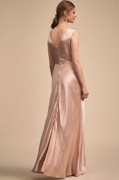 Ghost London Oyster Alexia Dress | BHLDN