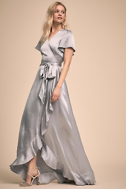 Phoebe Dress Fog.
