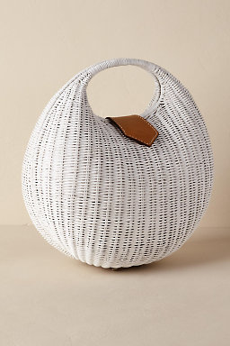 Valda Straw Bag