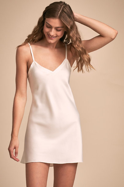 Rya Collection Ivory Heavenly Chemise | BHLDN
