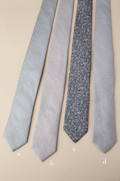 View larger image of Tie Bar Blush Collection