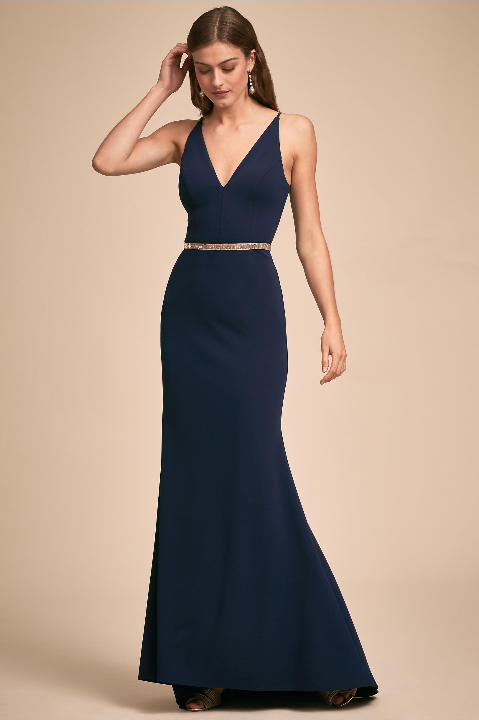 6c74aac2c47b Jones Dress Navy in Sale