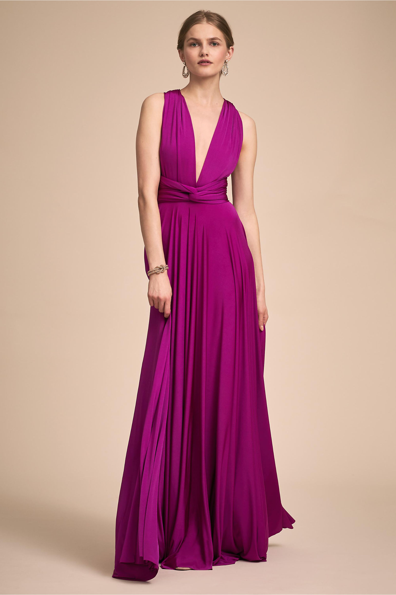 Ginger Convertible Maxi Dress in Sale | BHLDN