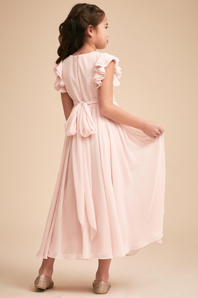 BHLDN Blush Hollyn Dress | BHLDN