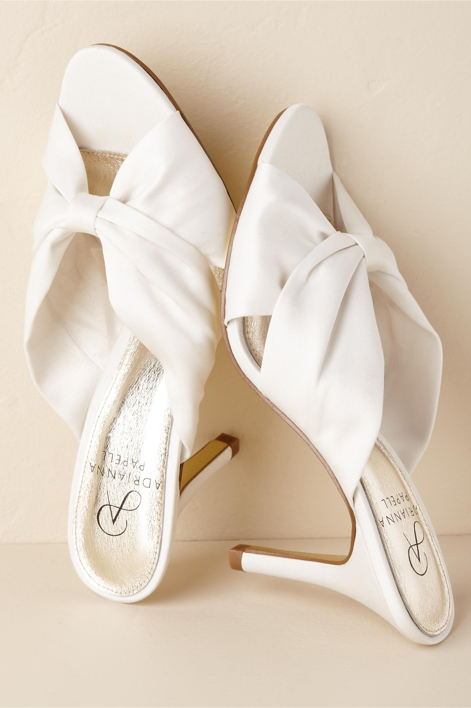 Vintage Wedding Shoes, Flats, Boots, Heels Florette Heel $119.00 AT vintagedancer.com