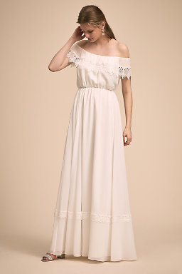 Strapless Wedding Dresses Gowns Bhldn